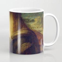 Monnalisa Leonardo Da Vinci Coffee Mug