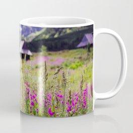 Fireweed In The Mountains Coffee Mug