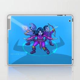 Hollowlove Everything Falls In Line Laptop & iPad Skin