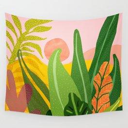 Jungle Morning Wall Tapestry
