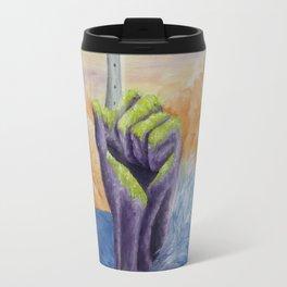 No. 5, Giant's Island Travel Mug