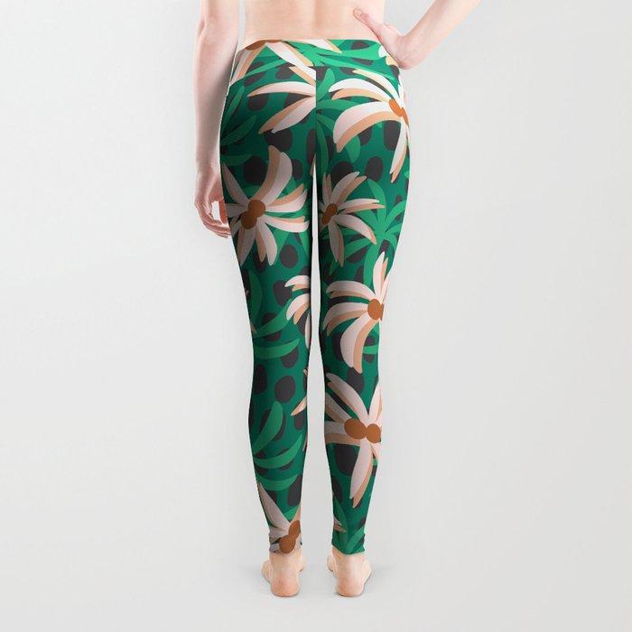 desert palms Leggings