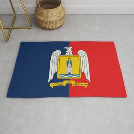 Flag of Valparaiso Rug