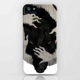 Wild Dog iPhone Case