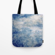 Rainy Skies Tote Bag