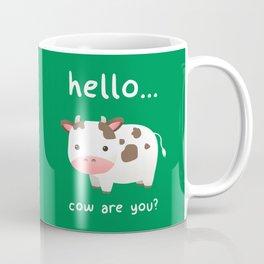 Good Mooorning! Coffee Mug