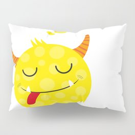 Sweet monster and numbers Pillow Sham