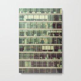 London Skyscraper Metal Print