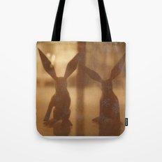 Rabbit Rabbit Tote Bag
