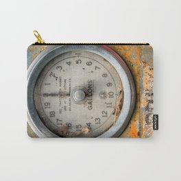 Vintage Guage Carry-All Pouch