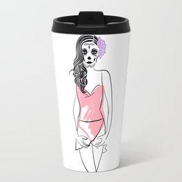 Dead Beauty Travel Mug