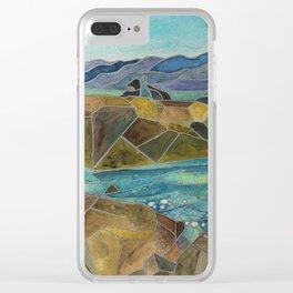 La Jolla Sea Lions Clear iPhone Case