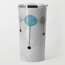 Balloon Banner Fun Travel Mug