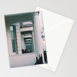 Kensington Houses. Stationery Cards