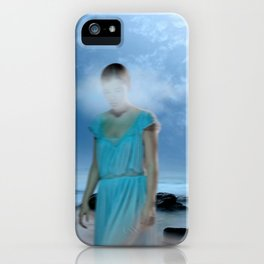 Lady of the Bay iPhone Case