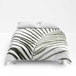 Palm Leaves 8 Comforters