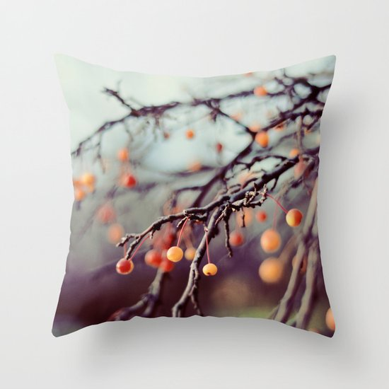 Marzipan Throw Pillow
