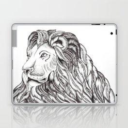 Feather Lion Laptop & iPad Skin