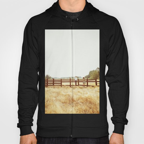 Fence Standing Hoody