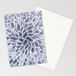 Purple Dahlia / Persephone Dancing Stationery Cards
