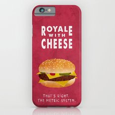Pulp Fiction - royale with cheese Slim Case iPhone 6s