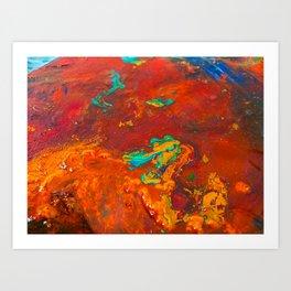 Incino Art Print
