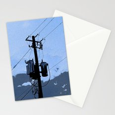 Transformer Stationery Cards