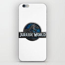 Jurassic World iPhone Skin