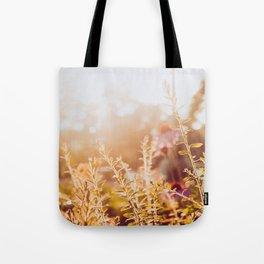 Golden Hours Tote Bag