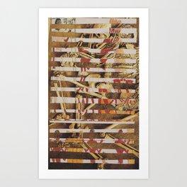 Work Ethic Art Print