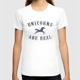 Unicorns Are Real II T-shirt