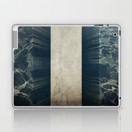 Exodus 14:22 Laptop & iPad Skin