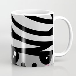 Creepy Egg Mummy - Halloween Coffee Mug
