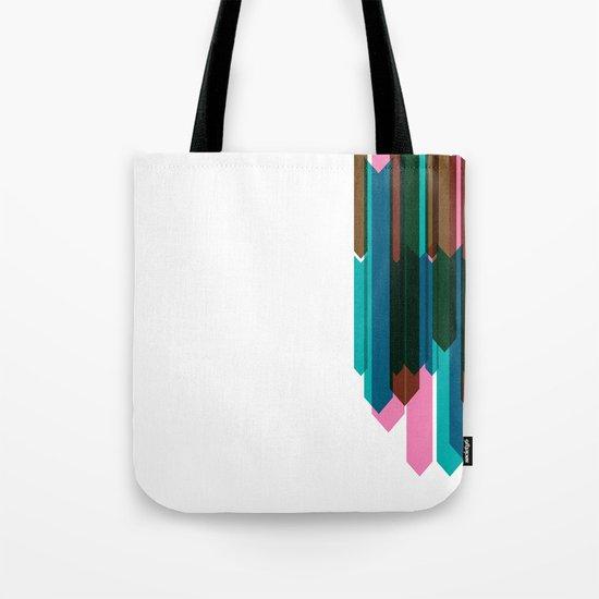 Arrow Collage Tote Bag