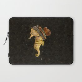 time travels with us Laptop Sleeve