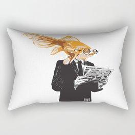 Daily Catch Rectangular Pillow