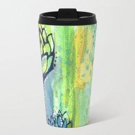 """Vibrant life"" Travel Mug"