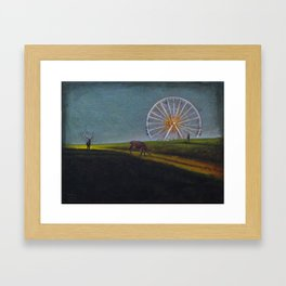 Most Amazing Site Framed Art Print