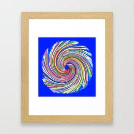 3D14 Framed Art Print