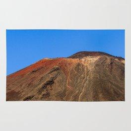 Mount Ngauruhoe Rug