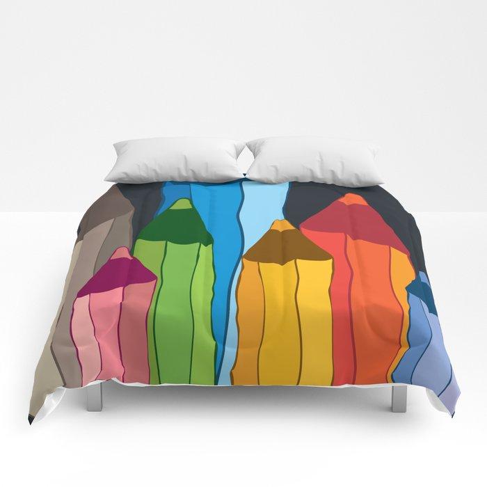 Creativity Comforters