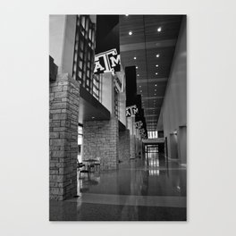 A&M MSC Canvas Print