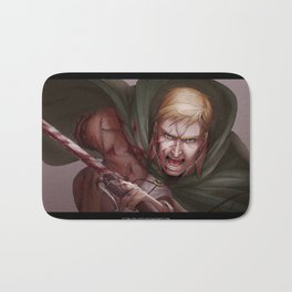 Shingeki no Kyojin - Erwin Smith Bath Mat