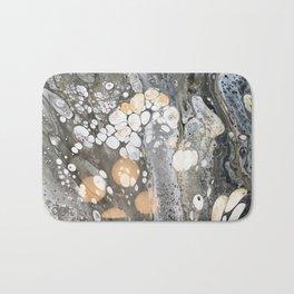 Specks of Gold Bath Mat