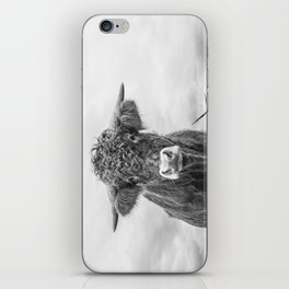 Size Is Relative iPhone Skin