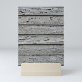 Weatherboards Mini Art Print