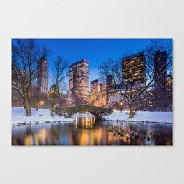 New York 05 - USA Canvas Print