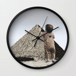 Egypt lover Wall Clock