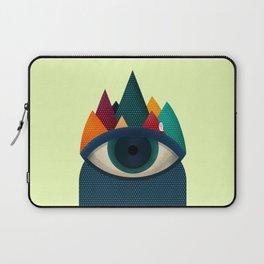 068 - I've seen it owl Laptop Sleeve