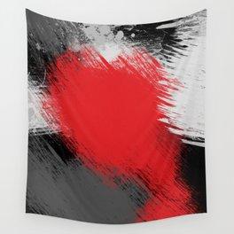 Broken heart Wall Tapestry